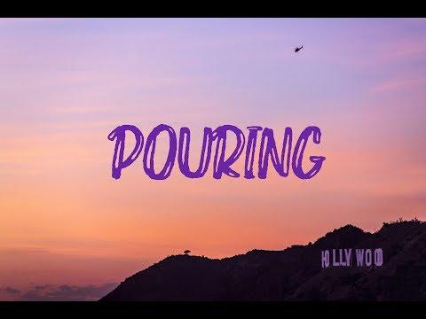 iann dior - pouring (Lyrics Video)