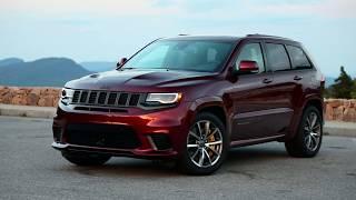 2018 Jeep Grand Cherokee Trackhawk Feature with Scott Tallon and Joe Kubina
