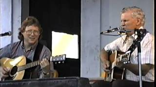 Doc Watson & Jack Lawrence - Introduction/Hold the Woodpile Down - Winterhawk 1994