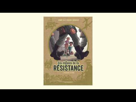 Vincent Dugomier -  Les enfants de la résistance