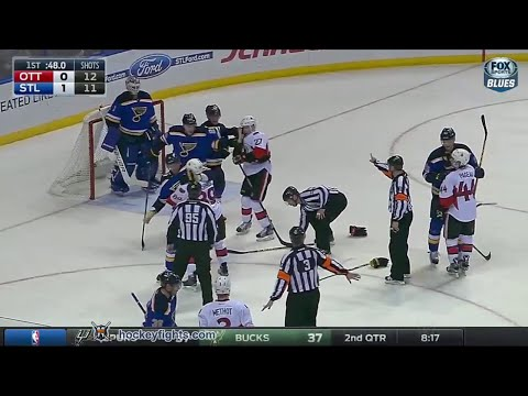 Max McCormick vs Carl Gunnarsson