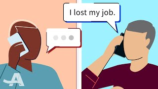 Expert Advice: What To Say When Your Friend Loses Their Job