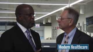 Modern Healthcare chats with Bernard Tyson, CEO of Kaiser Permanente