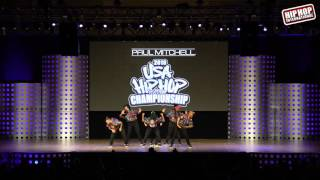 LahDeeDahDee - Gilbert, AZ (Adult Division) @ #HHI2016 USA Prelims
