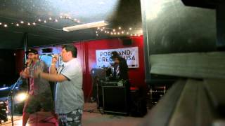 "The Chicharones, ""Never Had it Easy"" - SXSW Portland Showcase 2013 at Grackle"