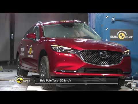 NCAP: Mazda 6