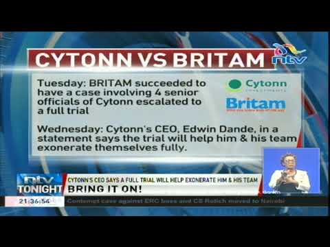 Cytonn's CEO says a full trial will help exonerate him and his team
