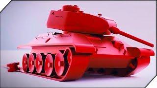 НЕМЕЦКАЯ АРМИЯ НЕПОБЕДИМА - Игра Total Tank Simulator demo 5