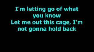 Ashley Tisdale Acting out Lyrics
