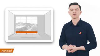 Jak sobie radzić z ogrzewaniem pomieszczeń z wysokimi oknami?
