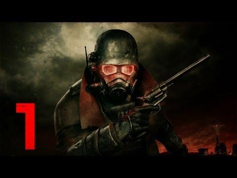 Играем в Fallout: New Vegas - Серия 1 (Начало)