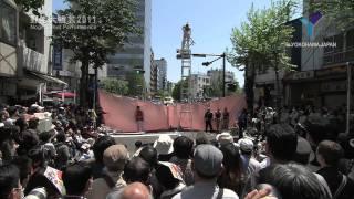 野毛大道芸2011