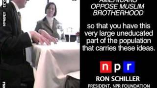 NPR Muslim Brotherhood Investigation Part I