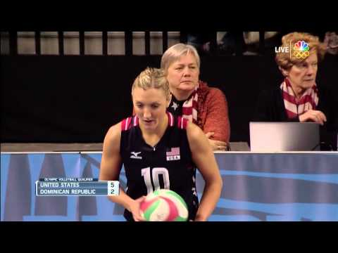 Women's Volleyball Olympic Qualifier