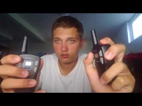 SCobra Walkie Talkie Review