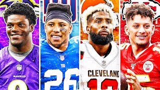 BEST NFL PLAYER FROM EACH TEAM