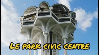 FPV Freestyle | Le Park Civic Centre, my first ever..