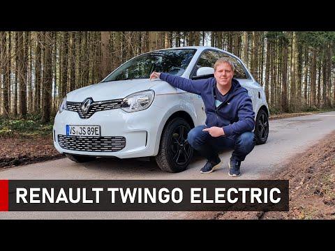 2021 Renault Twingo ZE Vibes - Review, Fahrbericht, Test
