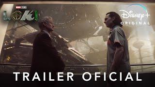 Loki   Marvel Studios   Trailer Oficial Dublado   Disney+
