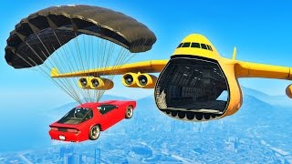GTA 5 EPIC MOMENTS: #25 (Best GTA 5 Stunts & Wins, GTA 5 Funny Moments Compilation)