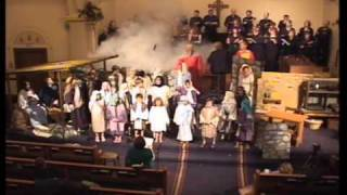 Fog Machine Goes CRAZY! (Milford Presbyterian Church)