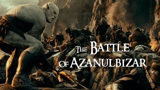 The Battle of Azanulbizar (The Hobbit: Fan Edit Short)