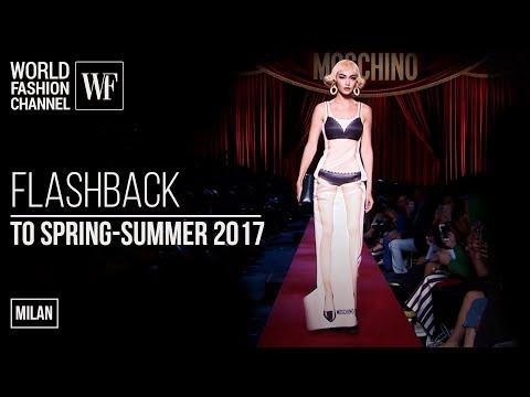 Flashback to spring-summer 2017 | Milan