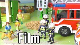 Die SPÜRNASEN - #12 Gefahr auf dem Bauernhof - Playmobil Film Deutsch - Kinder Spielzeugwelt