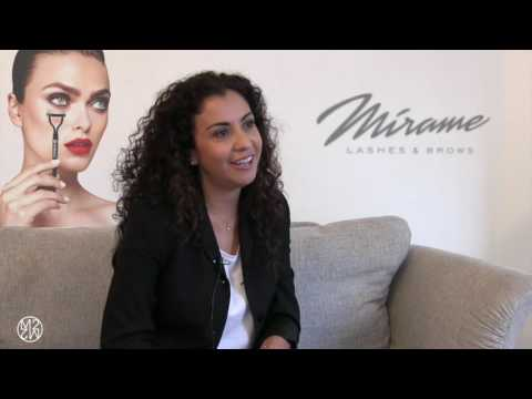 Interview 2 Claudia Romero (CEO Mírame Lashes & Brows) for M2 Beaute