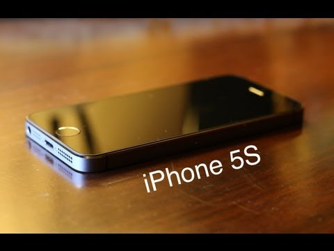 iPhone 5S Unboxing and Initial Setup / Configuration (32GB Space Grey)