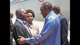 The common things between Uhuru Kenyatta and South Africa's Cyril Ramaphosa