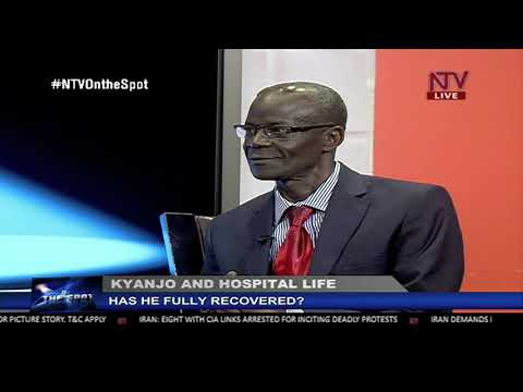 ON THE SPOT: Hussein Kyanjo, recovery and current political situation