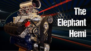The Elephant! Building a Stroker Hemi with a Giant Blower for a Dodge Charger