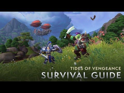 World of Warcraft: Tides of Vengeance Survival Guide