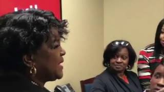 PASTOR Shirley Caeser RESPONDS To You Name It Challenge Beans GreensPotatoes #Unameitchallenge