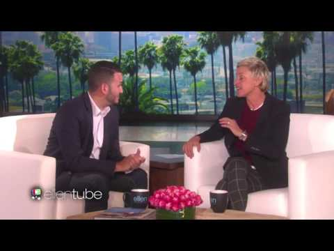 Katy Perry makes surprise fan on The Ellen Show!