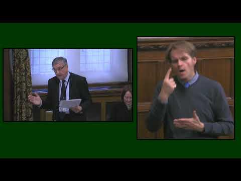 Deafness and hearing loss debate: 30 November 2017