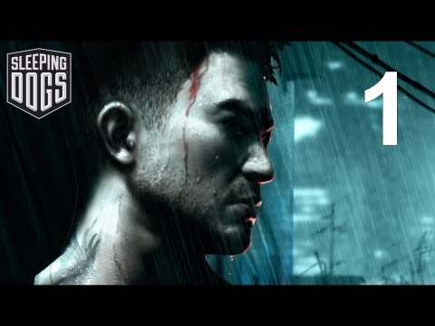 Sleeping Dogs Walkthrough - Part 1