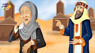 قصة رائعة!!لما وجد الإمام حسن البصري الجنازة بأربعة فقط وسأل عنها كانت المفاجئة؟؟