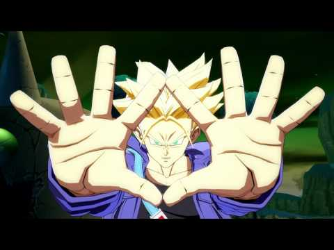 DRAGON BALL FighterZ – Trunks Reveal Trailer | X1, PS4, PC