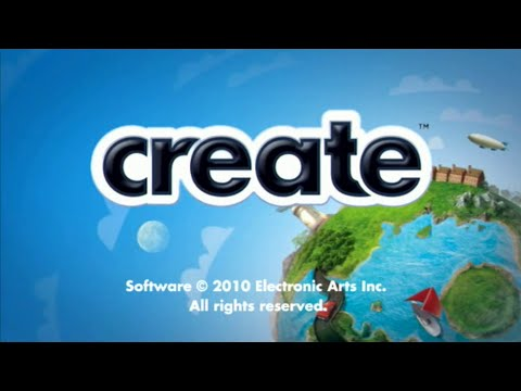 Create ... (Wii) Gameplay