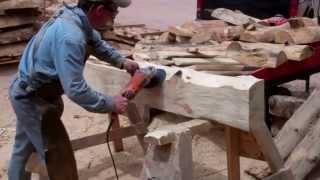 Colorado Wildfire Mantels By Mitchell Dillman And Colorado RockN Logs