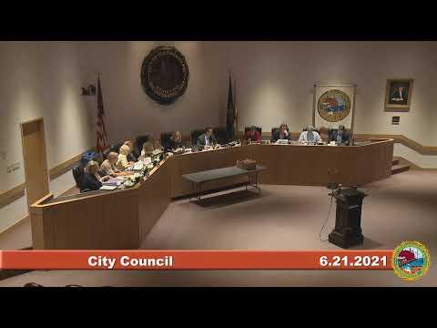 6.21.2021 City Council