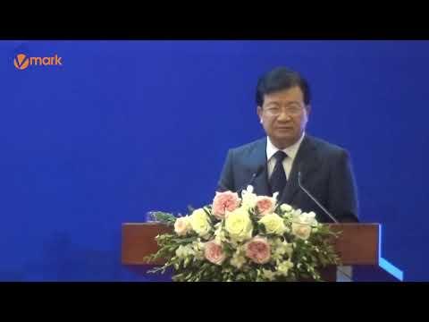 Hội nghị các giải pháp thúc đẩy phát triển công nghiệp hỗ trợ Việt Nam - PTTCP Trịnh Đình Dũng
