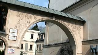 preview picture of video 'Klasztor Franciszkanów w Głogówku'