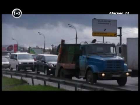 """""""Правила движения"""": Запрет грузовиков"""