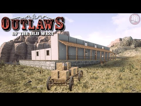 Claw Hammer Build | Outlaws of the Old West | MP Server | S3 EP10