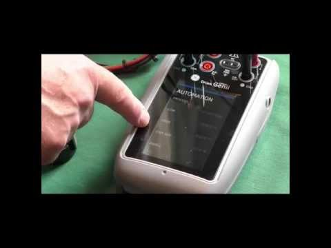 DPI 620 Genii Advanced Modular Multifunction Calibrator