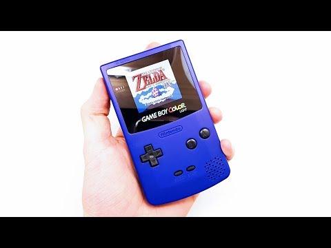 The GameBoy Color Light! Best GB Ever?