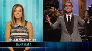 Emma Stone & Andrew Garfield SpiderMan Kiss FAIL On Saturday Night Live